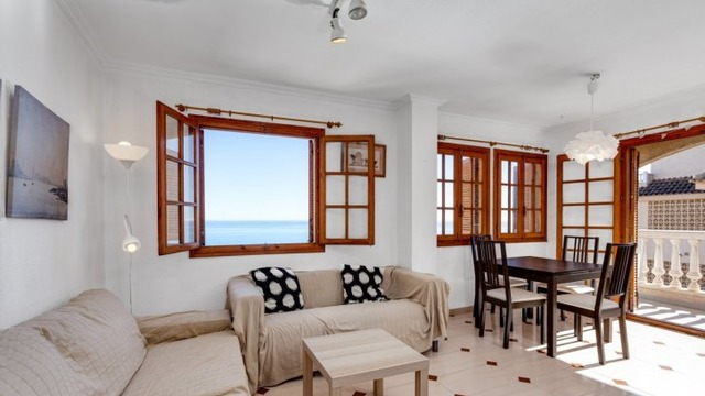 Apartment with sea view in Cabo Server - 1