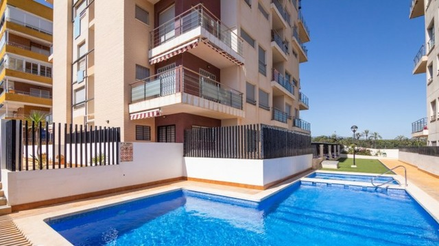 Cozy apartment in the Rocio del Mar area - 1