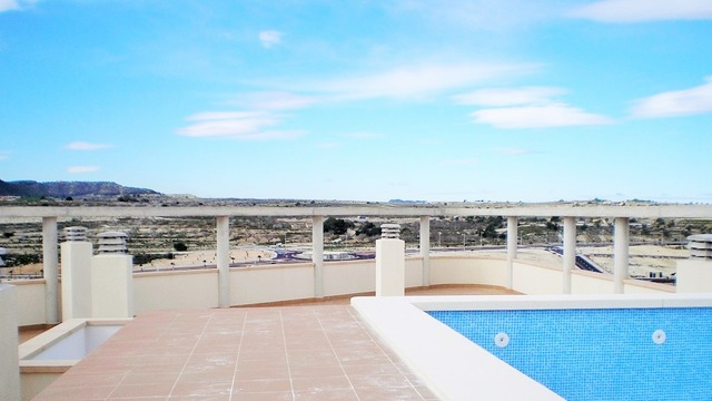 Apartment in San Miguel de Salinas - 1