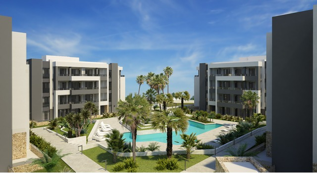 Apartments in Los Altos, Orihuela Costa - 1