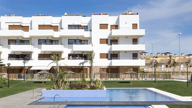 Modern apartments in Campoamor - 1
