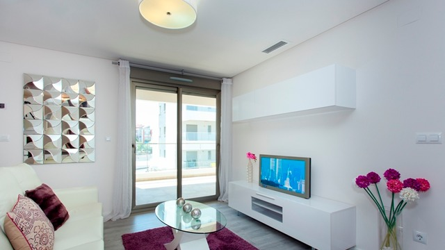 Modern two bedroom apartment - 5