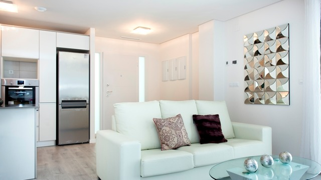 Modern two bedroom apartment - 4