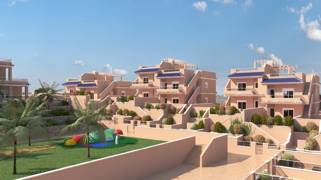 Comfortable apartments in a beautiful complex with a swimming pool - 1