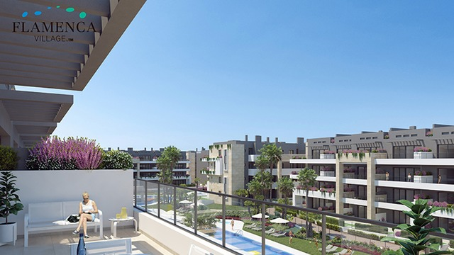 Spacious sunny apartment in a beautiful green complex - 12