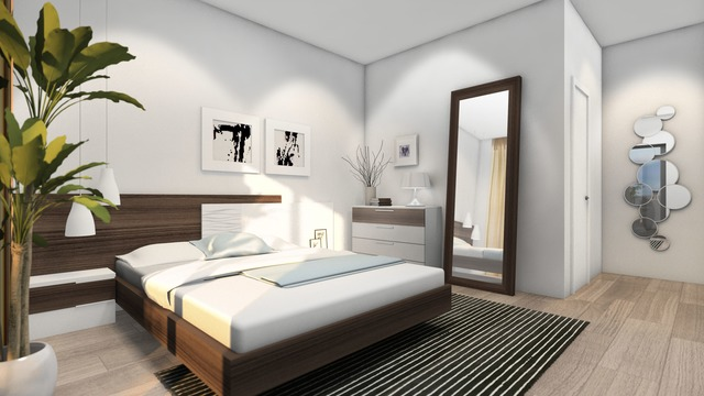 Modern two bedroom apartment in a new complex - 13