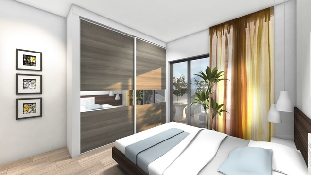 Modern two bedroom apartment in a new complex - 15