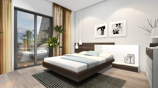 Modern two bedroom apartment in a new complex - 14