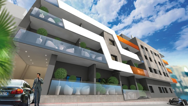 Modern two bedroom apartment in a new complex - 7