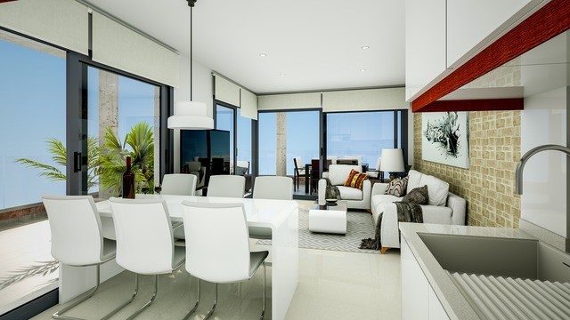 Modern comfortable apartments - 1