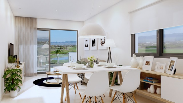 Modern spacious apartment with scenic views - 1