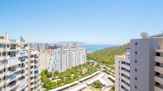 Species two bedroom apartment in Benidorm - 1