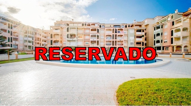 Spacious two bedroom apartment in Torrevieja - 1