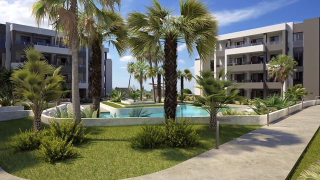 Beautiful apartments in Los Altos, Orihuela Costa - 1