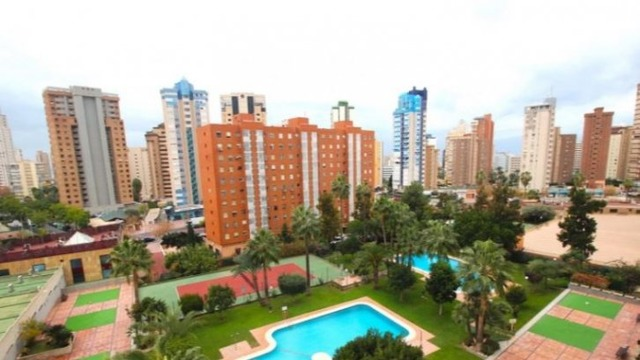 Cozy bright apartment in Benidorm - 1